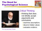 the need for psychological science2
