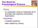 the need for psychological science3