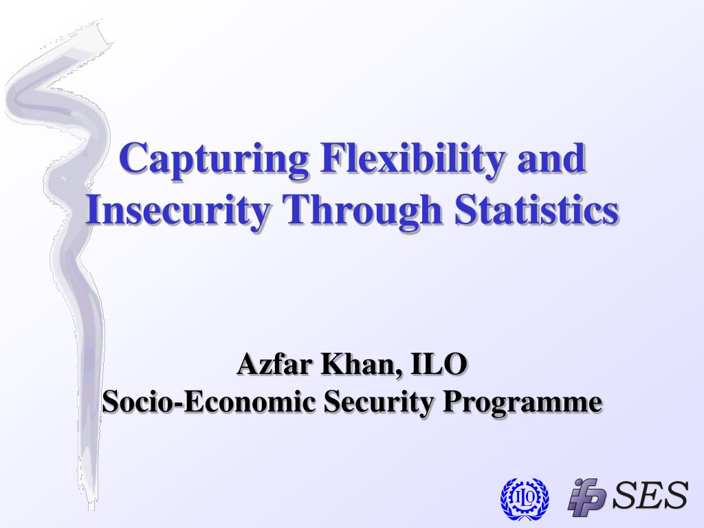 Capturing Flexibility and Insecurity