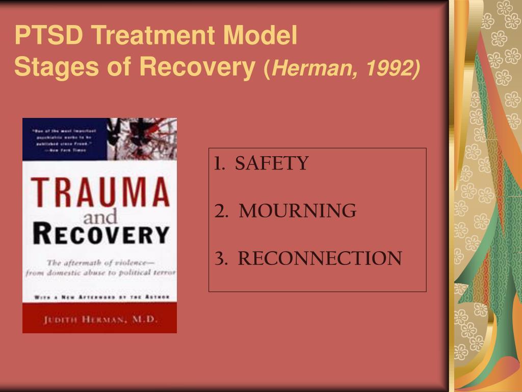 PTSD Treatment Model