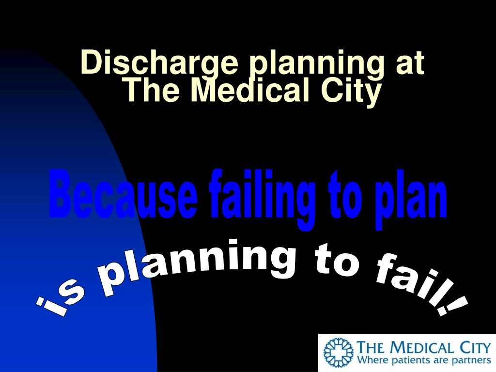 Discharge planning at The Medical City