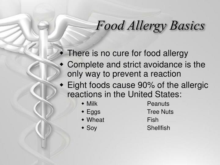 Food Allergy Basics