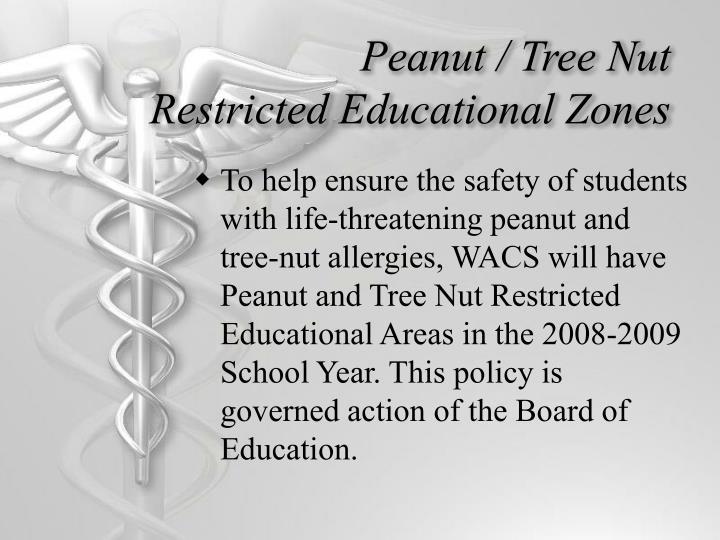 Peanut / Tree Nut