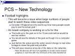 pcs new technology20