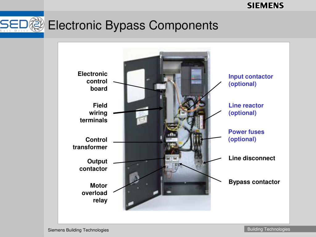 Electronic Bypass Components