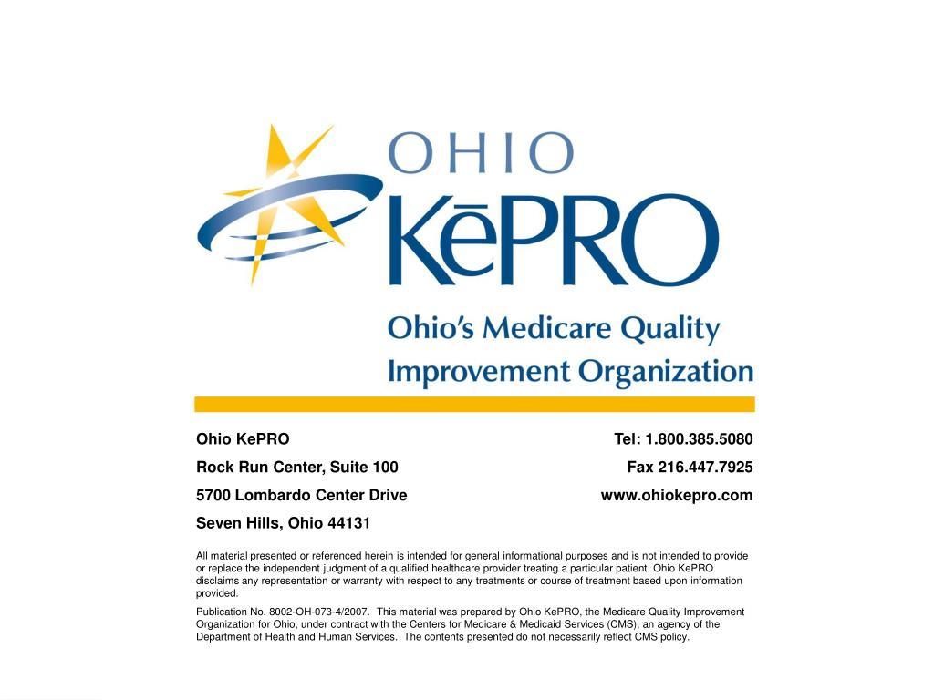 Ohio KePRO