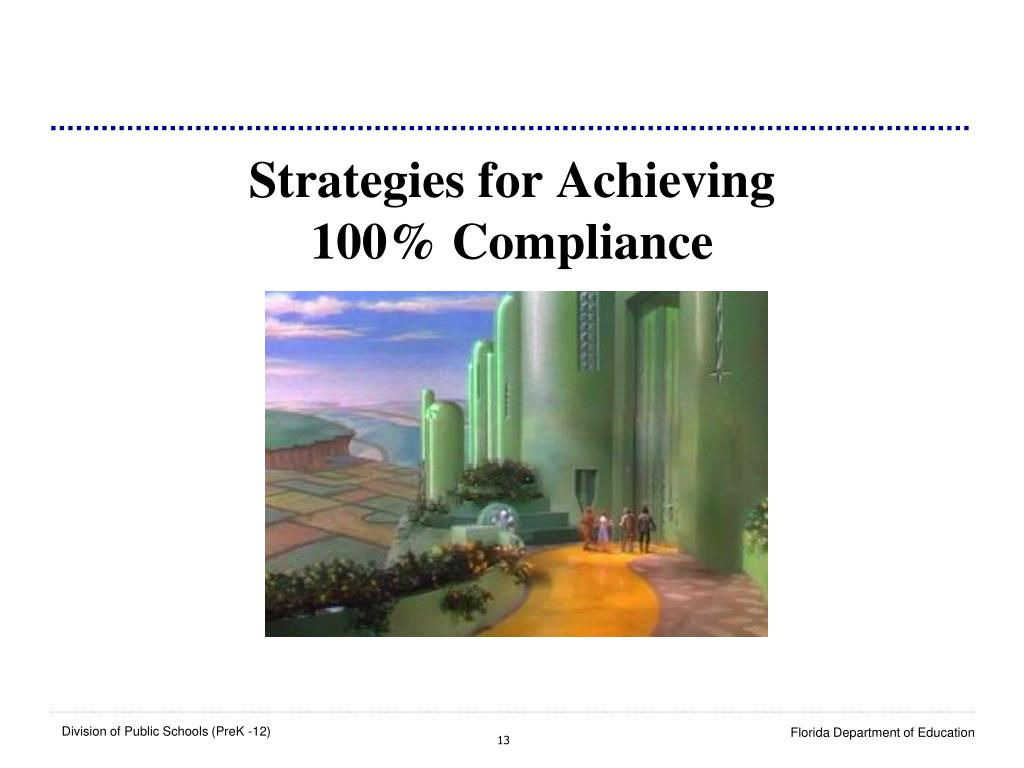 Strategies for Achieving