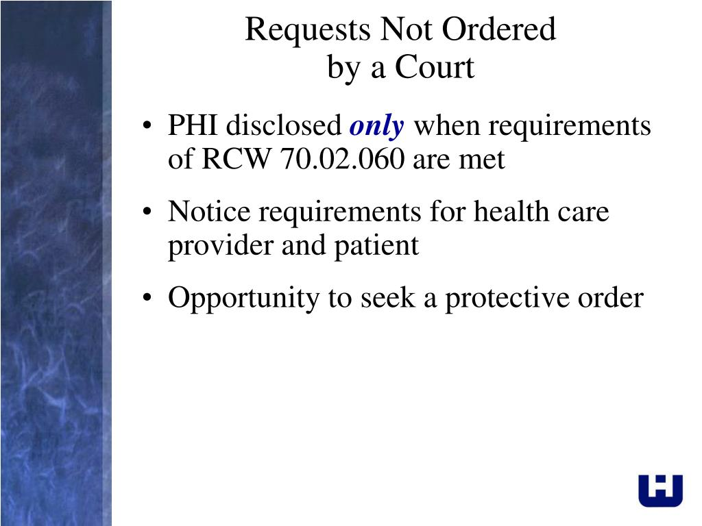 Requests Not Ordered