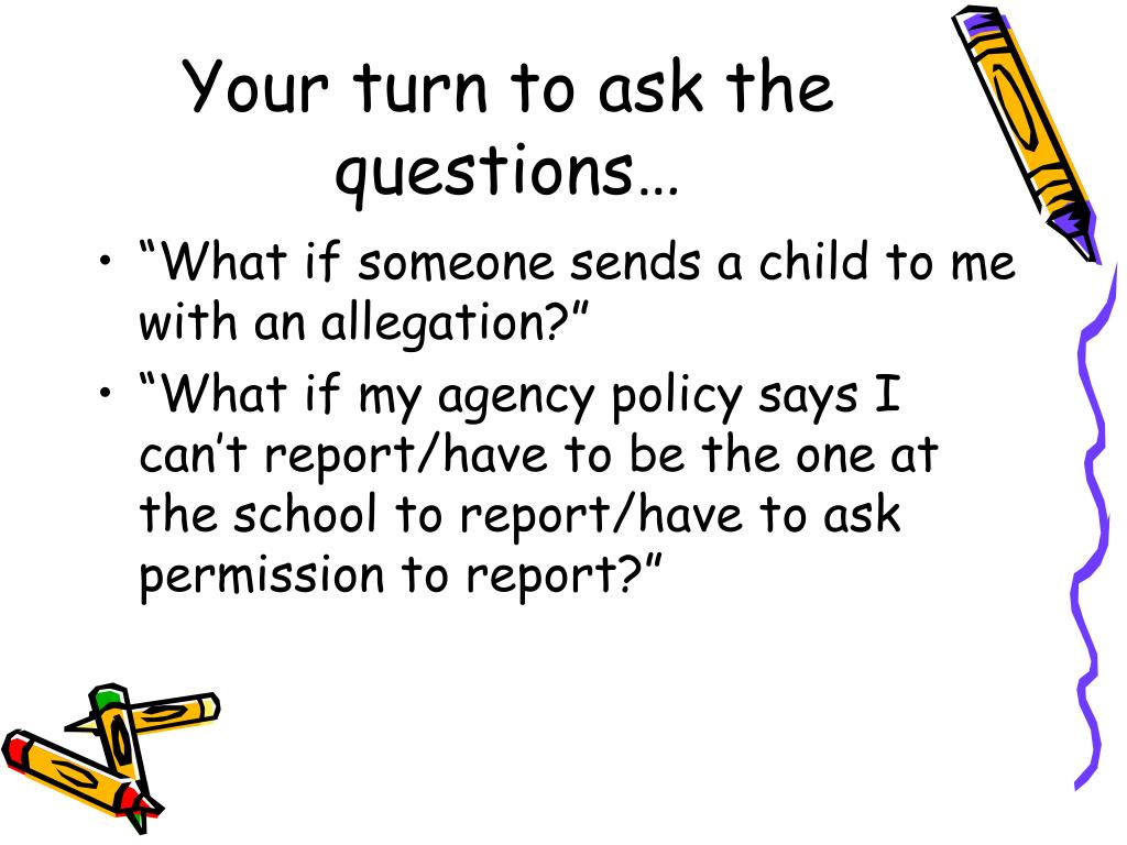 Your turn to ask the questions…