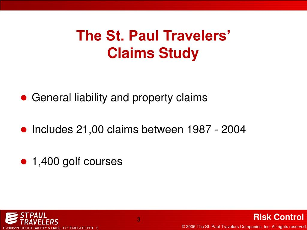 The St. Paul Travelers'