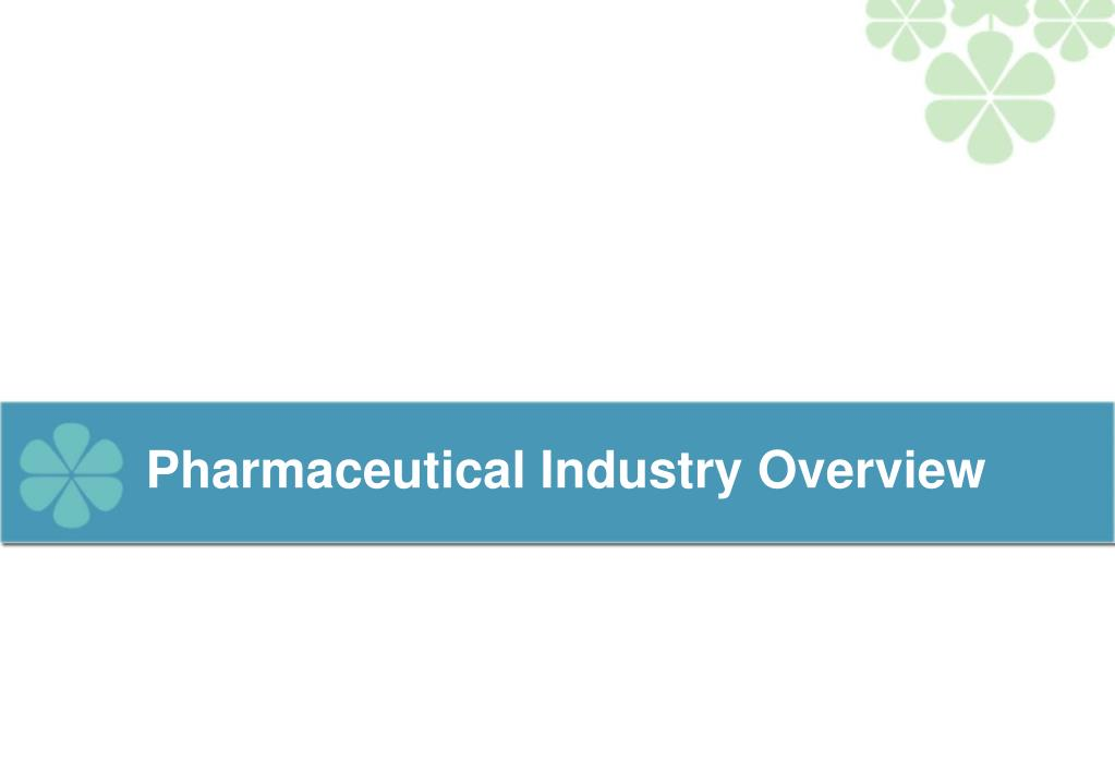 Pharmaceutical Industry Overview
