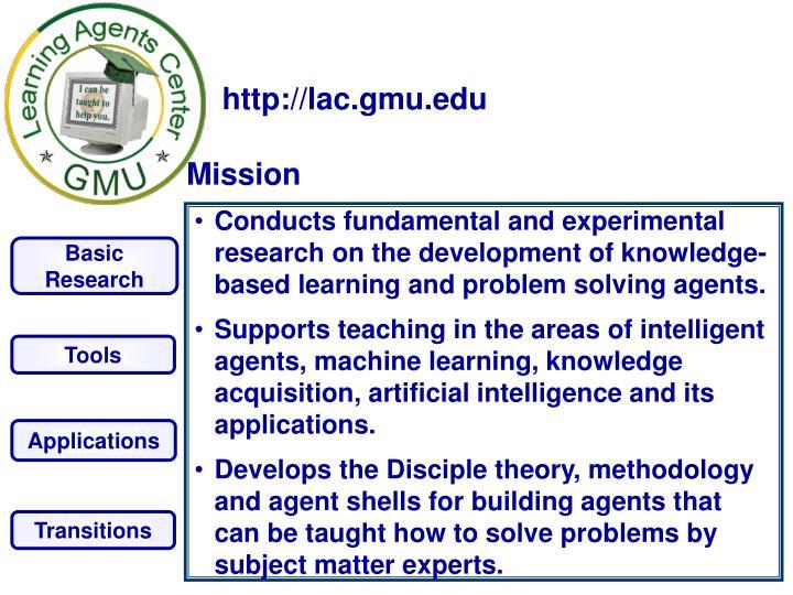 http://lac.gmu.edu