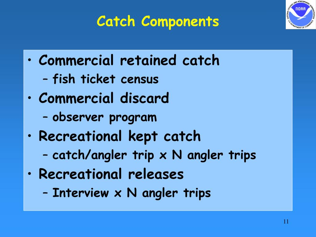 Catch Components