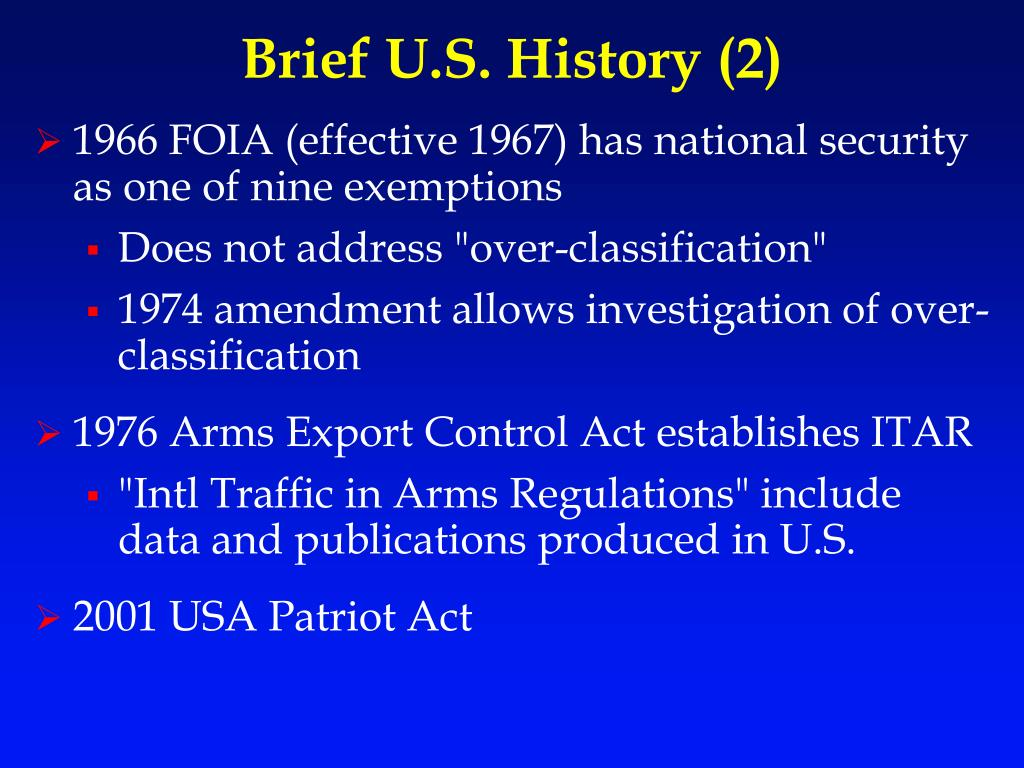 Brief U.S. History (2)