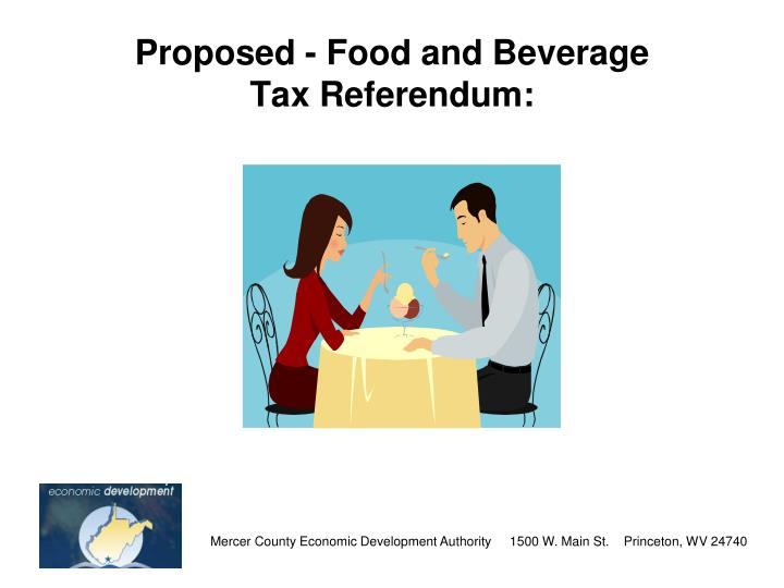 Proposed - Food and Beverage