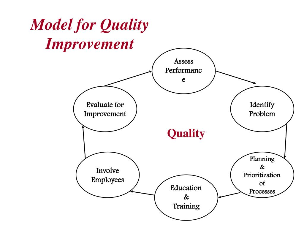 Model for Quality Improvement