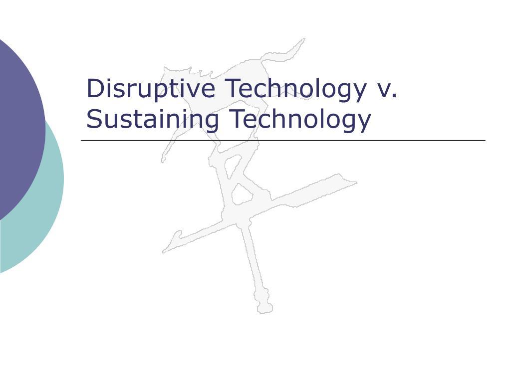 Disruptive Technology v.