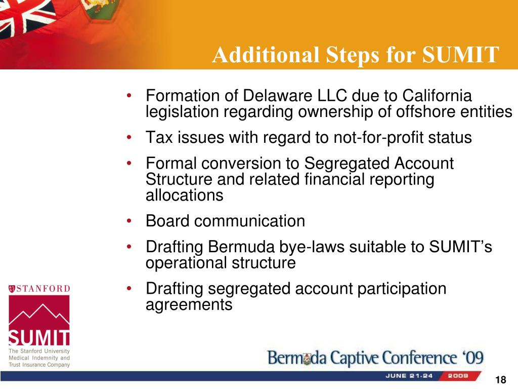 Additional Steps for SUMIT