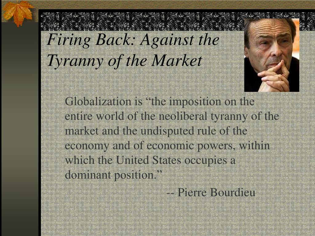 Firing Back: Against the