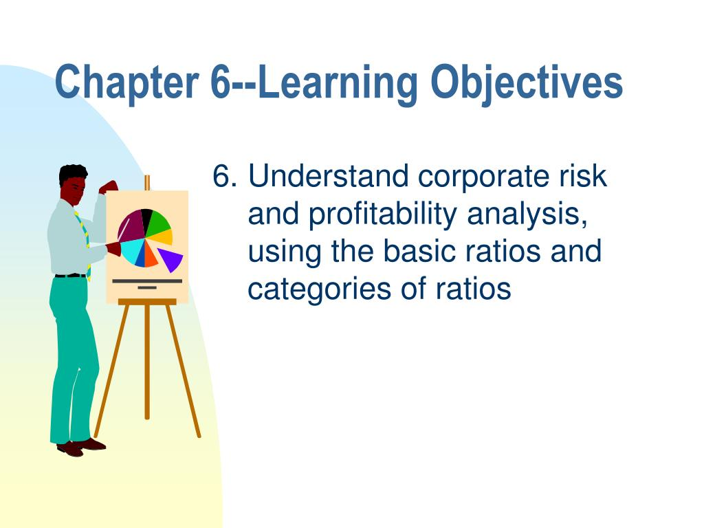 Chapter 6--Learning Objectives