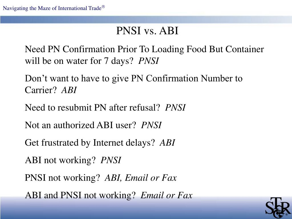 PNSI vs. ABI