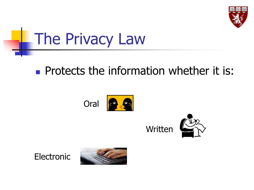 The Privacy Law