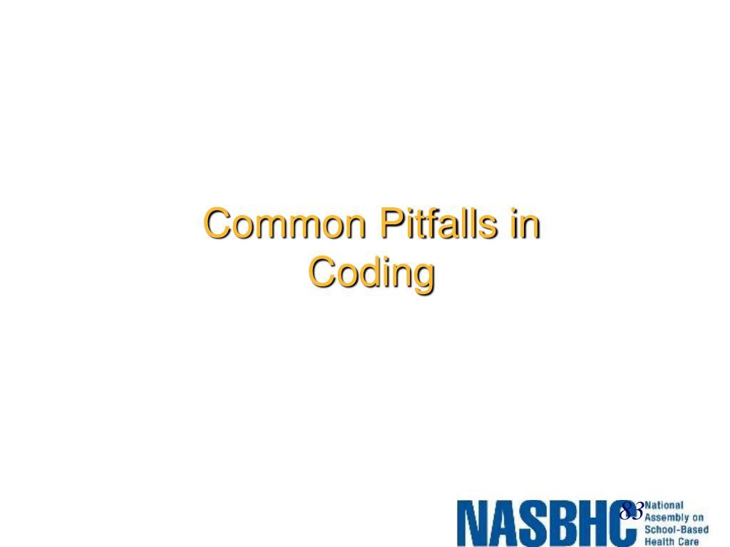 Common Pitfalls in