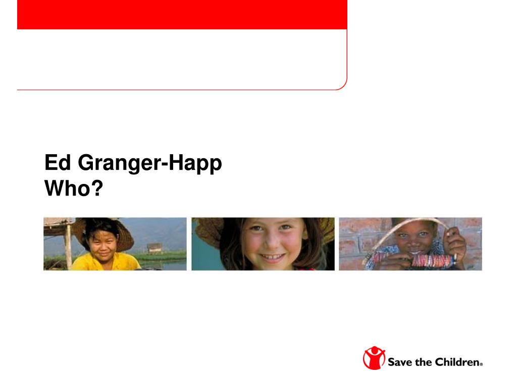 Ed Granger-Happ