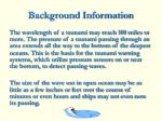 background information14