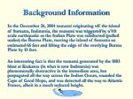 background information16
