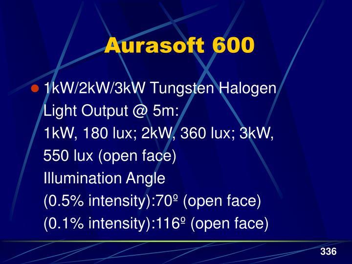 Aurasoft 600