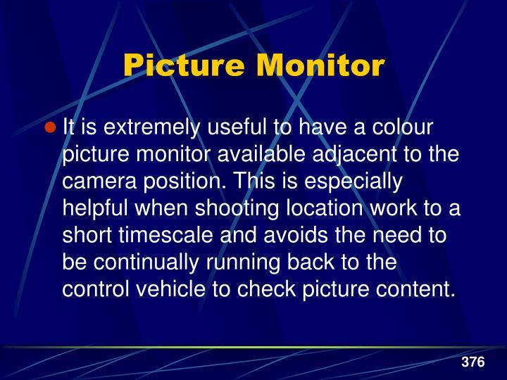 Picture Monitor