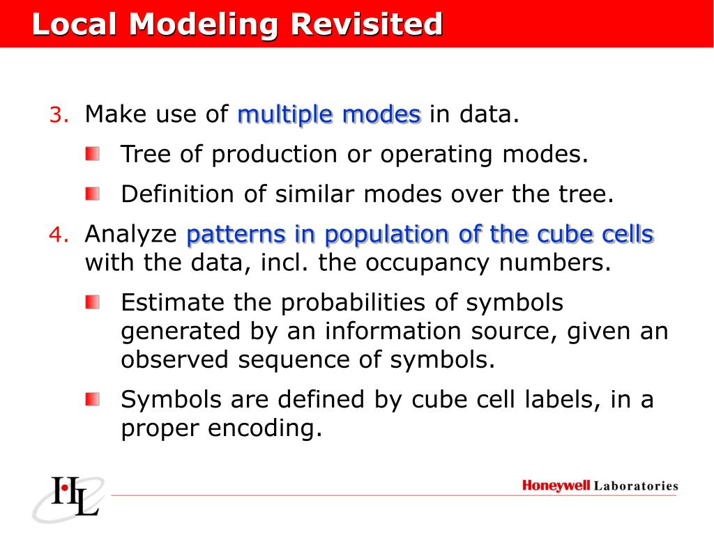 Local Modeling Revisited