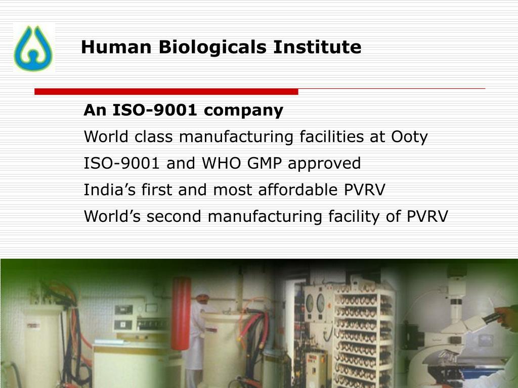 Human Biologicals Institute