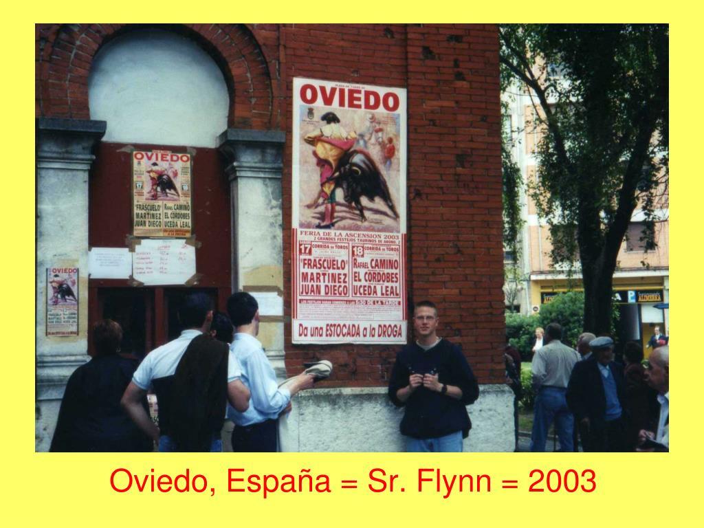 Oviedo, Espa