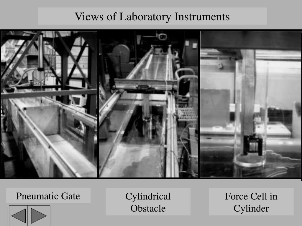 Views of Laboratory Instruments