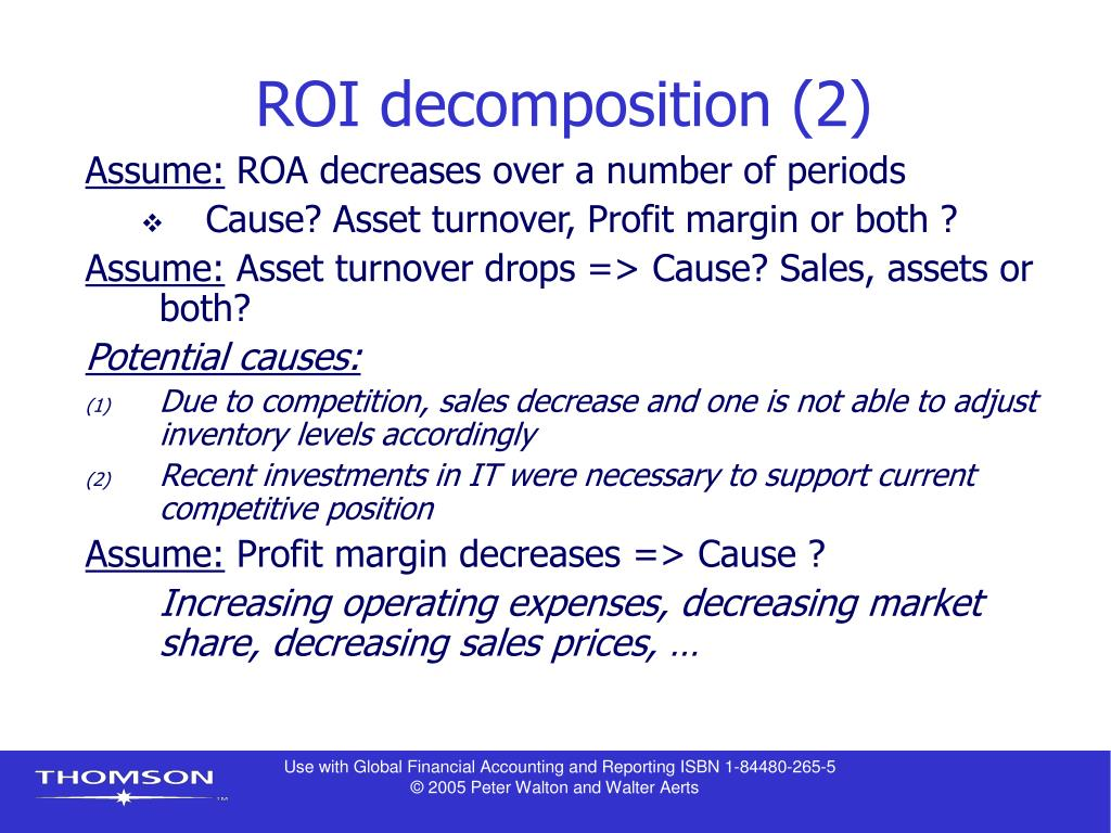 ROI decomposition (2)