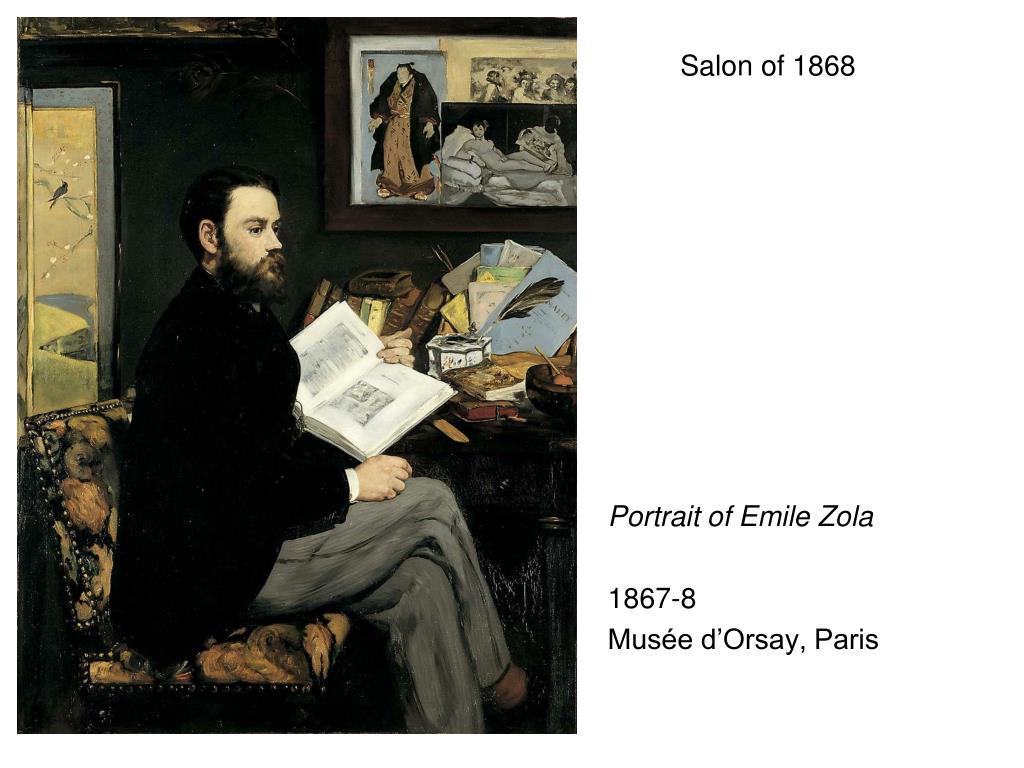 Salon of 1868