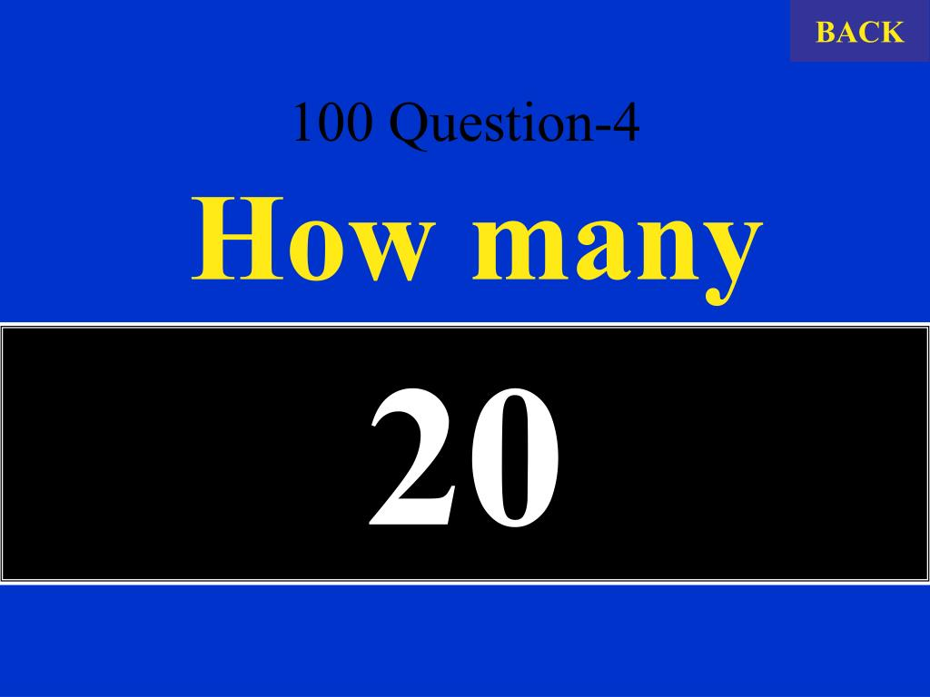 100 Question-4