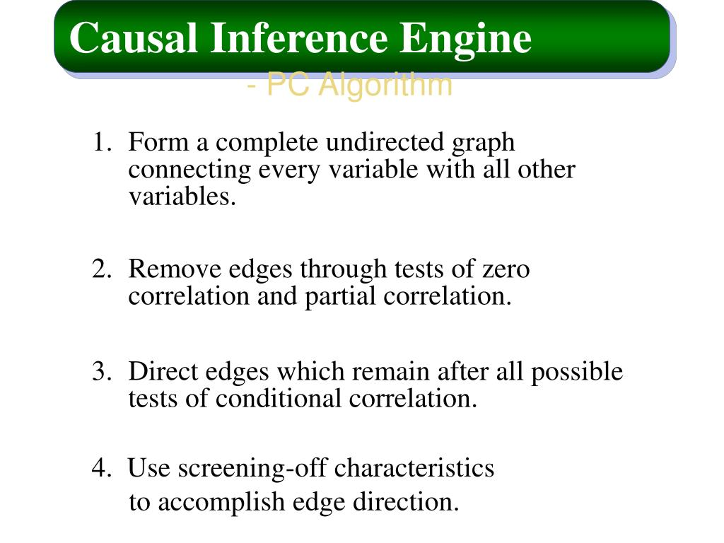 Causal Inference Engine