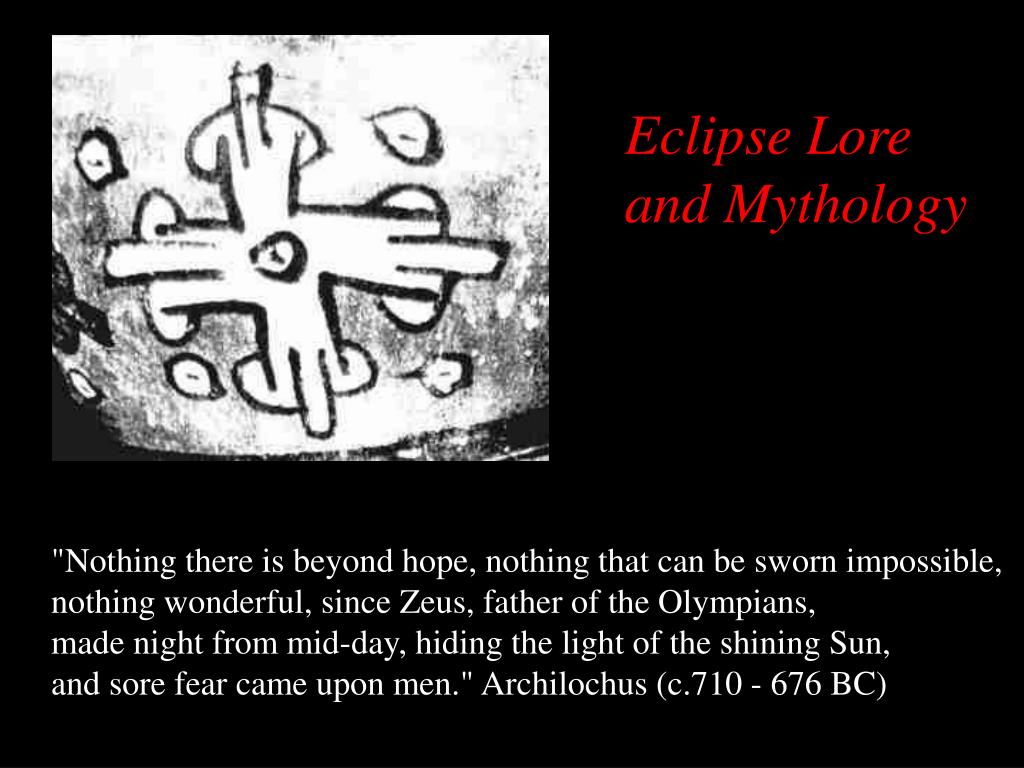 Eclipse Lore
