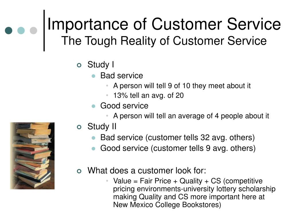 Importance of Customer Service