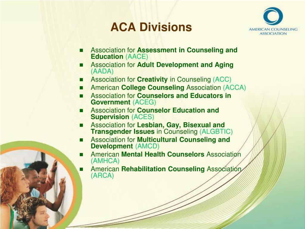 ACA Divisions