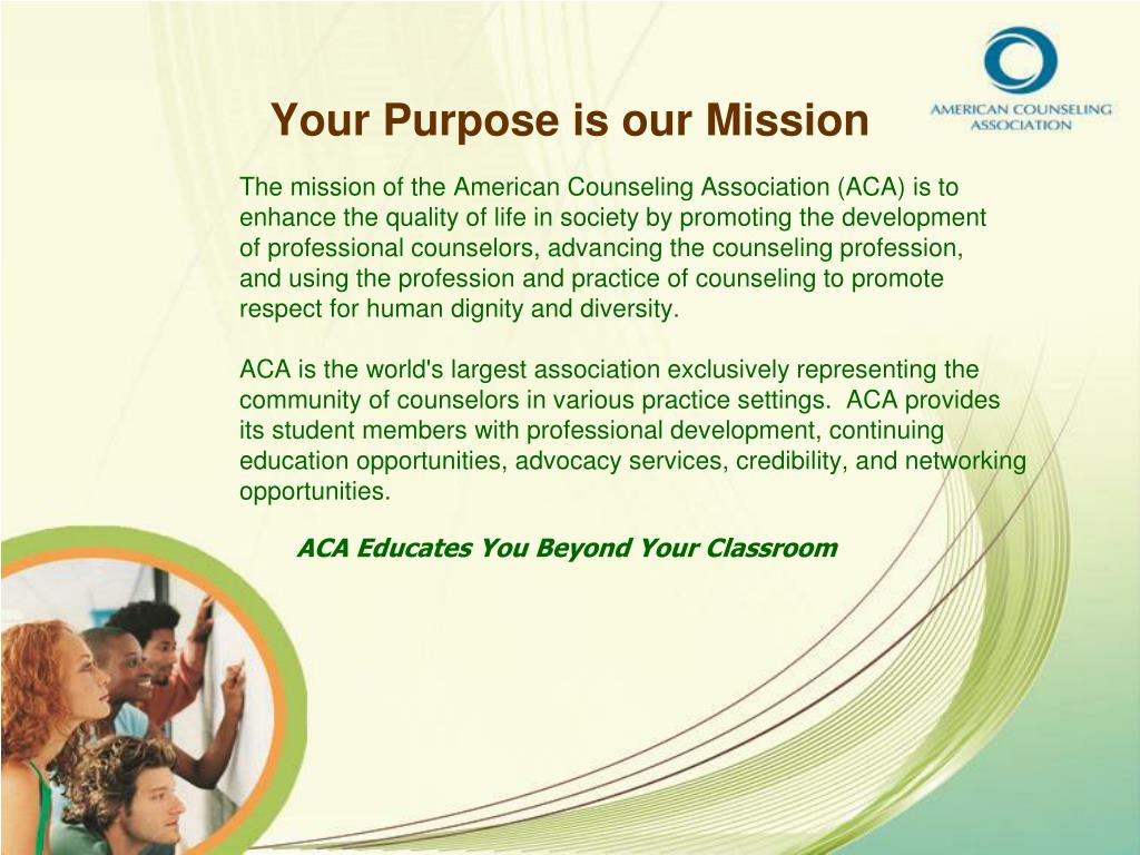 Your Purpose is our Mission