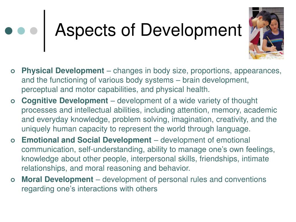 Aspects of Development