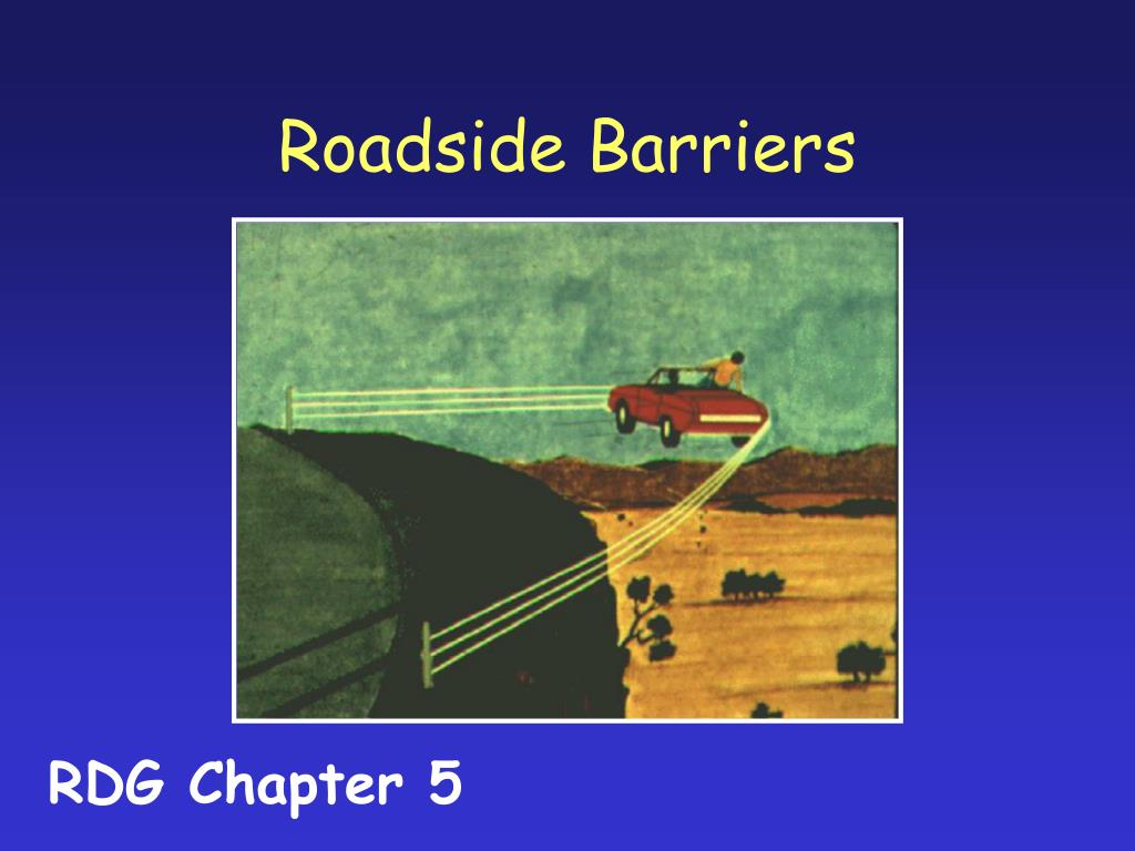 Roadside Barriers
