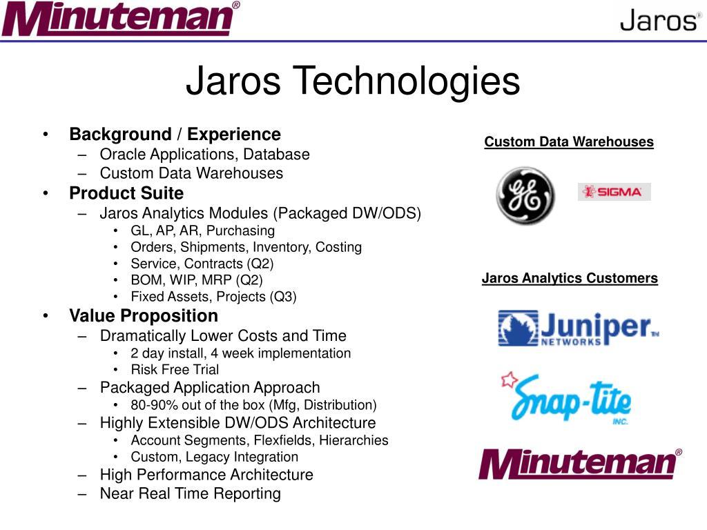 Jaros Technologies