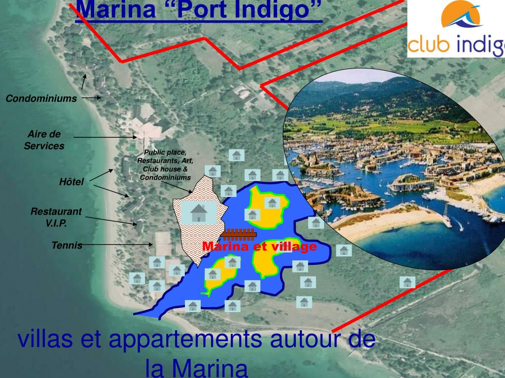 Marina ''Port Indigo''