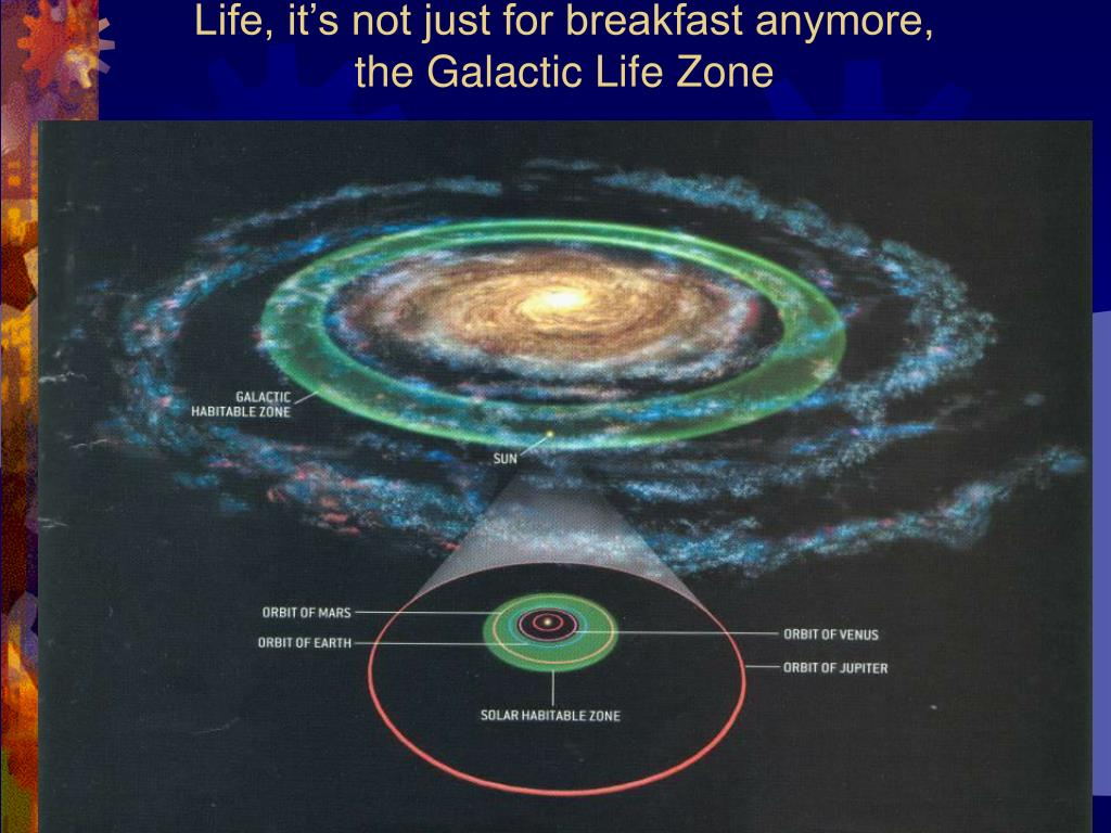 Life, it's not just for breakfast anymore,