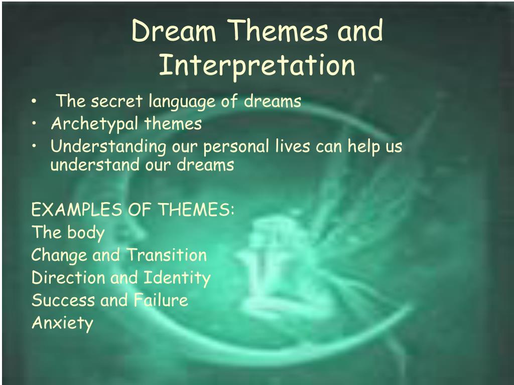 Dream Themes and Interpretation